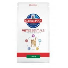 vetessentials feline kitten 3kg (HILL's)