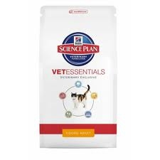 vetessentials feline young adult poulet 1.5kg (HILL's)