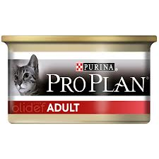 proplan cat adult boite 85g x24 (PURINA)
