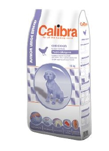 calibra chien junior large breed 15kg (N.A.S.)