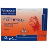 effipro spot-on petit chien 24 pipettes (VIRBAC)
