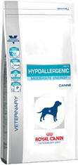 Vdiet dog hypoallergenic moderate calorie 7kg (ROYAL CANIN)