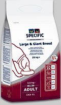 specific chien adulte large&giant breed CXD-XL 2.5kg (DECHRA)