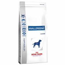 Vdiet dog anallergenic 3kg (ROYAL CANIN)