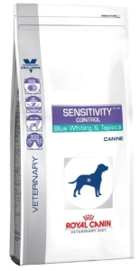 Vdiet dog sensitivity control 14kg (ROYAL CANIN)