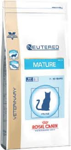 vetcare cat senior stage 1 10kg (ROYAL CANIN)