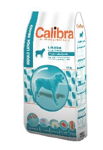 calibra chien adulte large breed lamb rice 15kg (N.A.S.)