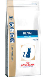 Vdiet cat renal special 4kg (ROYAL CANIN)