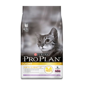 proplan cat light 3kg  (PURINA)