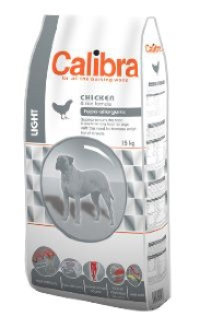 calibra chien adulte light 15kg (N.A.S.)