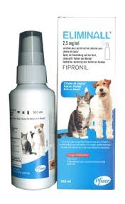 eliminall spray 100ml  (PFIZER)