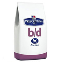 Pdiet canine BD 5kg (HILL's)