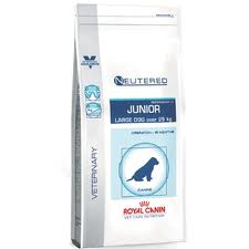 vetcare neutered junior large dog 4kg (ROYAL CANIN)