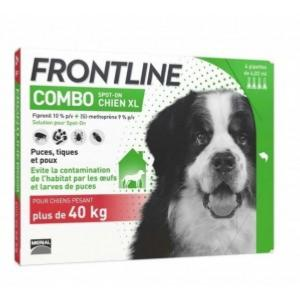 frontline combo spot-on XL 4 p (MERIAL)