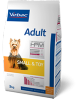 veterinary HPM adulte small & toy 1.5kg (VIRBAC)
