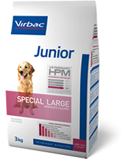 veterinary HPM junior large 12kg (VIRBAC)