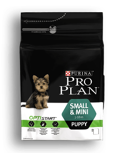 proplan dog puppy small 3kg (PURINA)