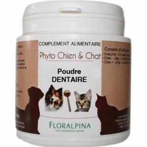 Poudre dentaire 100g (FLORALPINA)