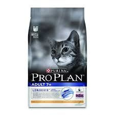 proplan cat adult+7 3kg (PURINA)