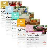 comfortis 140mg 6cp (LILLY)