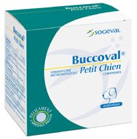 Buccoval petit chien 20cp (SOGEVAL)