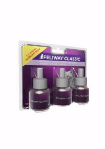 Féliway pack 3 recharges 48ml (CEVA)