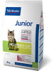 veterinary HPM junior neutered cat 0.4kg (VIRBAC)