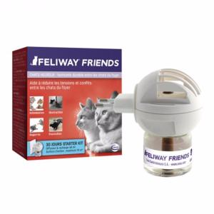 Feliway friends diffuseur + recharge 48ml (CEVA)