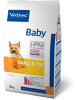 veterinary HPM baby small & toy 1.5kg (VIRBAC)