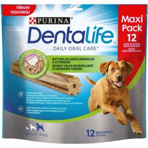 Dentalife maxi 12 sticks 142g (PURINA)