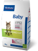 veterinary HPM baby pre-neutered cat 0.4kg (VIRBAC)
