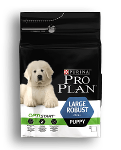 proplan dog puppy large robust 3kg (PURINA)