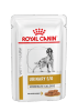 vdiet dog urinary S/O moderate calorie sachet fraicheur 100gx12 (ROYAL CANIN)