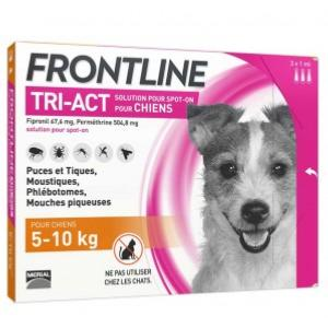 frontline tri-act S 3 pipettes (MERIAL)