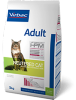 veterinary HPM adulte neutered cat 0.4kg (VIRBAC)